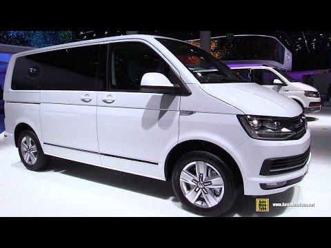2016 Volkswagen Caravelle TDI 4Motion - Exterior and Interior Walkaround - 2015 Frankfurt Motor Show