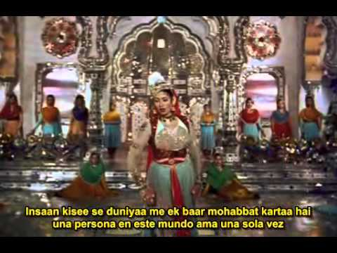 Mughal E Azam -Qawwali song HD from YouTube · Duration:  5 minutes 5 seconds