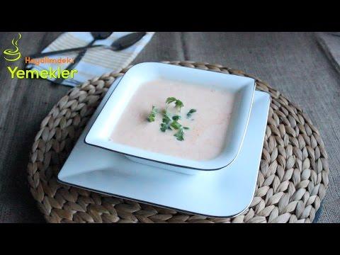 Sütlü Bal Kabağı Çorbası / Hayalimdeki Yemekler