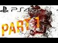 PROTOTYPE® Walkthrough/Gameplay Part 1 - Alex Mercer - (PS4)