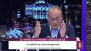 García Serrano se mofa de la ministra de sanidad: 'Montón está tardando un montón en dimitir'