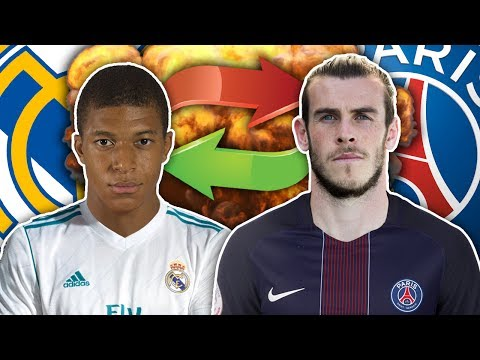 Real Madrid To Sell Gareth Bale To Buy Kylian Mbappe?! | Transfer Review