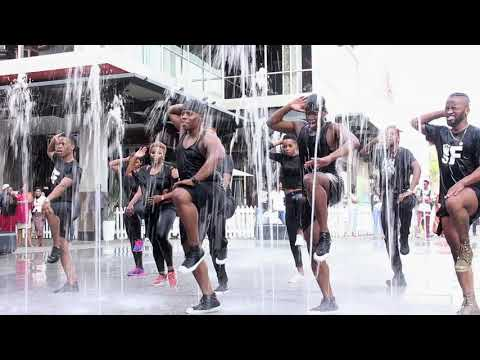DONALD RAINDROPS DANCE PIECE BY SOWETO'S FINEST