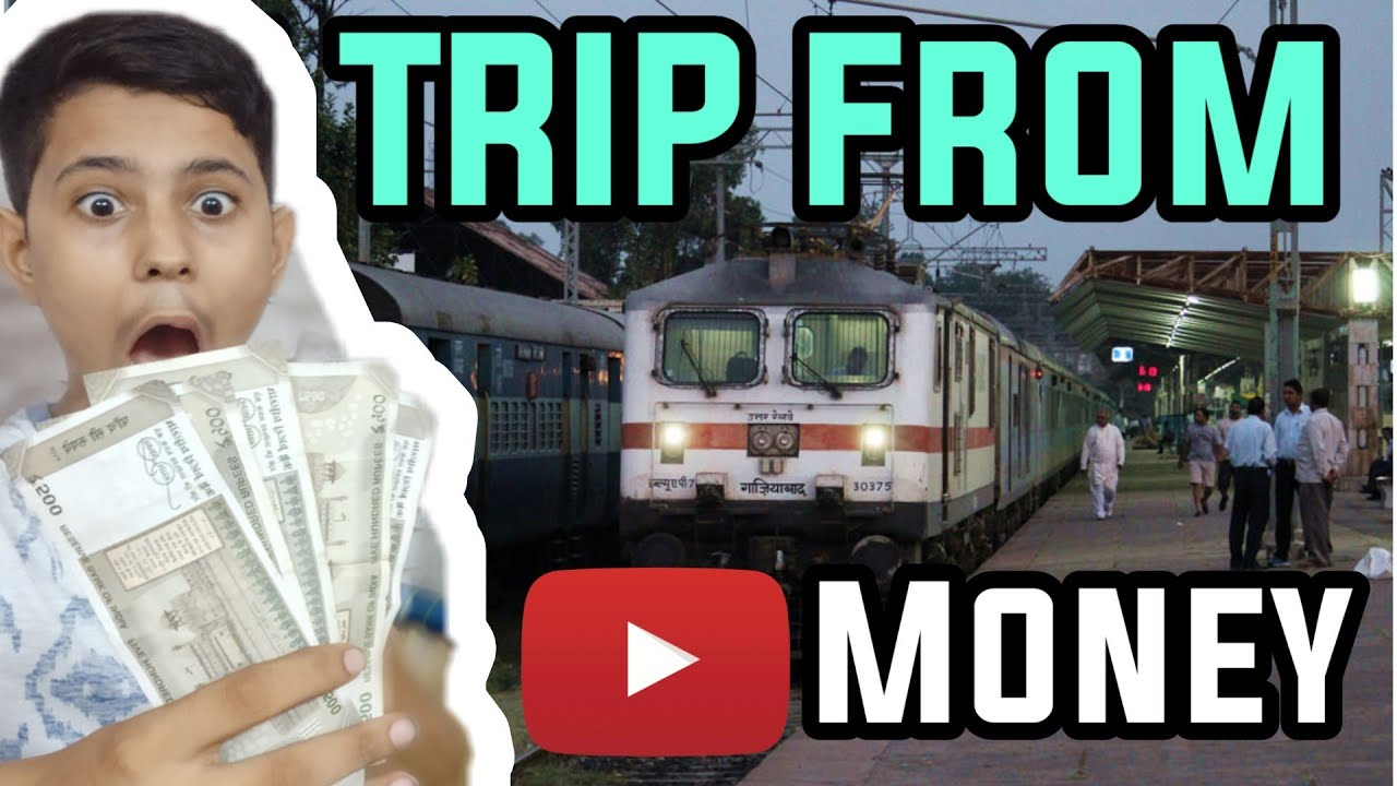 This Awesome Trip Tour Travel Vlog Bought Buy From Youtube Money Income | Gwalior Vlogs