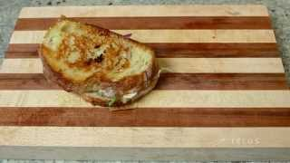 Your Kids Will Eat This: Grilled Brie Sandwich