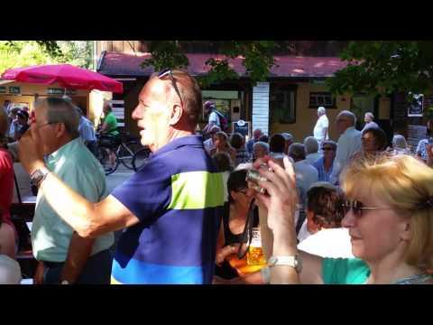 Karaoke in St. Hubertus