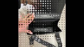 Женская сумка через плечо Guess black