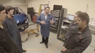 Life As An Automotive Student | Newcastle College