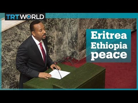 Ethiopia accepts UN peace deal with Eritrea