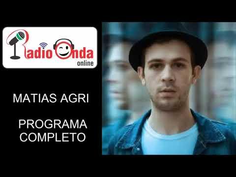 Entrevista a Matias Agri en Mañanas Con Onda
