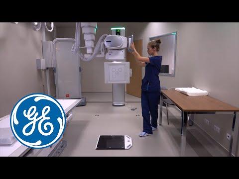 GE Healthcare X-ray:  AutoRAD On The Optima XR646