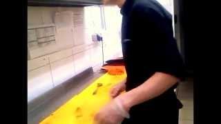 Мастер класс от шеф-повара Антона Архипенко! Разделка рыбы. Видео урок!