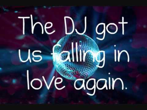 DJ Got Us Falling In Love (Radio Version) By Usher (Feat. Pitbull) LYRICS