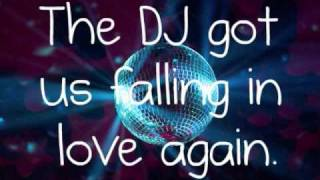 Download DJ Got Us Falling In Love (Radio Version) By Usher (Feat. Pitbull) LYRICS MP3 song and Music Video
