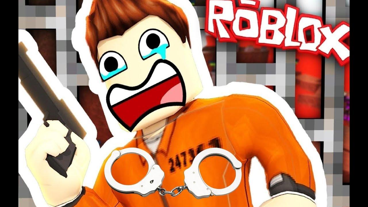 Роблокс мультик игра для детей. Побег из тюрьмы в Roblox ... - photo#20