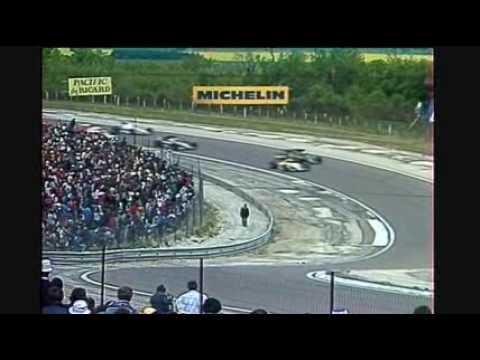 1984 French Grand Prix Prerace