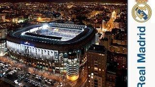 ⚽️ Santiago Bernabéu Stadium