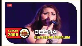 LAGU YANG BIKIN GALAU ..!!! 'GEISHA' - PENYESALAN TERDALAM (Live Konser Tasikmalaya 2015)