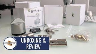 Unboxing y Instalación cerradura Danalock V3 HomeKit EURO del 2018