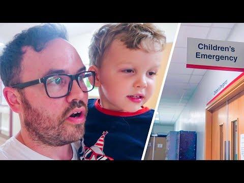 EMERGENCY HOSPITAL VISIT :(