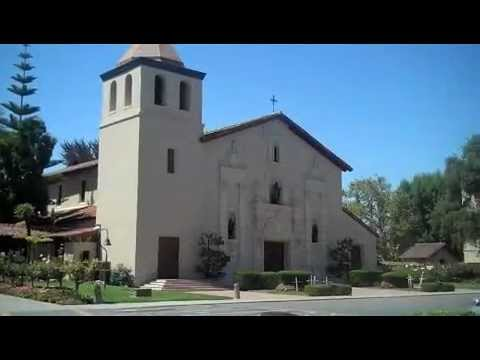 Mission Santa Clara de Asis - Santa Clara, CA