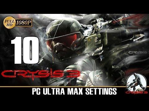 Crysis 3 Walkthrough parte 10 Misión 6 Español Gameplay Let's Play PC Ultra 1080p