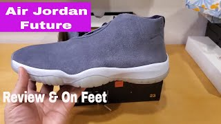 Air Jordan Future Review and On-feet