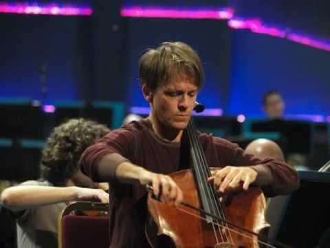 Alban Gerhardt plays 1st movement of Dvorak Cello Concerto