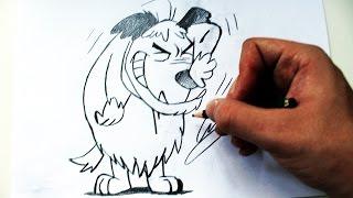 Como Desenhar Muttley [Corrida Maluca] - (How to Draw Muttley) - SLAY DESENHOS #162