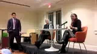 Melissa Harris-Perry, former Gov. Buddy Roemer debate Election 2012