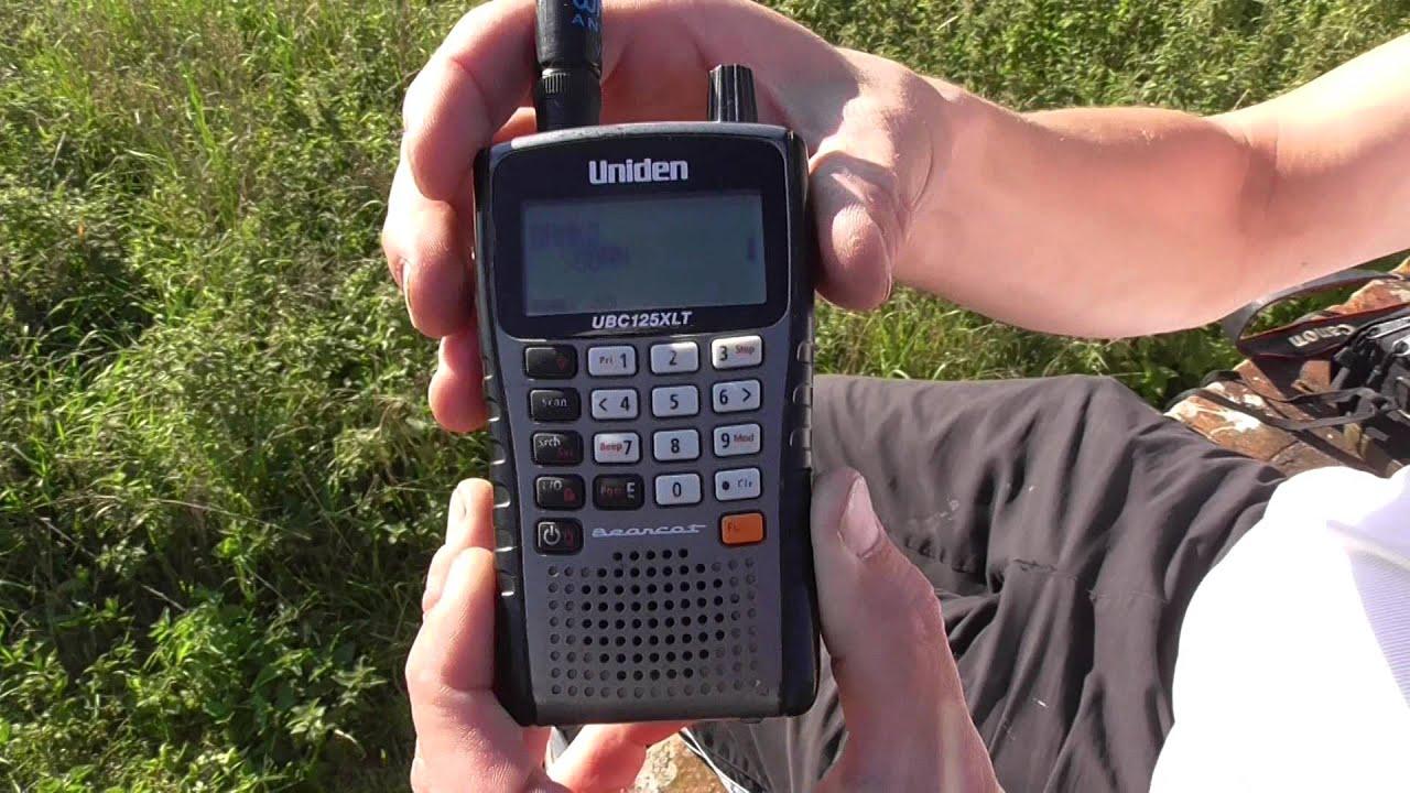 Uniden Sportcat Sport Cat Bearcat Sc150 Police Fire Scanner Air Aircraft 150