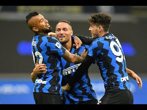 ملخص وأهداف إنتر و فيورنتينا   إنتر يقلب الطاولة على فيورنتينا في ظهوره الأول   الدوري الإيطالي