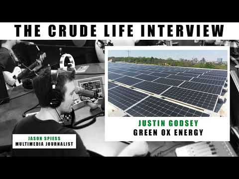 The Crude Life Interview: Justin Godsey, Green Ox Energy and e-On Batteries