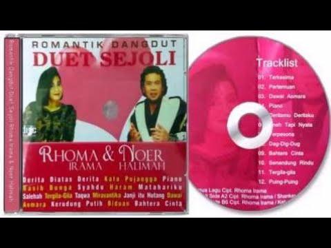 Noer Halimah Ft. Rhoma Irama - Duet Dangdut Lawas Terpopuler 720p HD