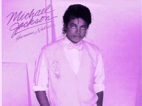 Michael Jackson - Human Nature (Screwed & Chopped by Slim K) (DL INSIDE)