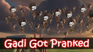 Youtuber Prank On Me On Live Stream - Clash Of Clans