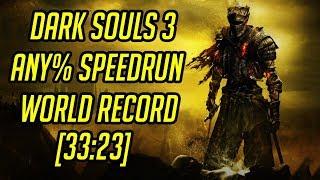 DS3 Any% Speedrun World Record [33:23]