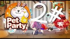 PartyTown (PetParty) #2 - Buty babci /w Flowey