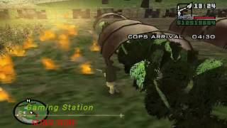 Gta San Andreas mission are you going to san fierro?