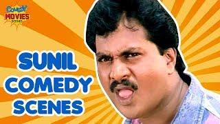 Hindi Comedy Scenes | Sunil Nonstop Comedy Scenes | Best Comedy Videos | Hindi Back to Back Videos