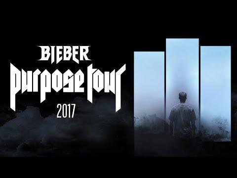 JUSTIN BIEBER PURPOSE TOUR DATES/TICKETS 2017 (POSTPONED)