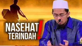 MASYAALLAH‼️ Ini Nasehat Terindah dari Ustadz Adi Hidayat LC MA