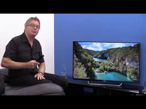Sony W8 Series KDL42W829B 3D LED Television