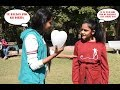 Jaipur Girls Balloon Prank Very Funny