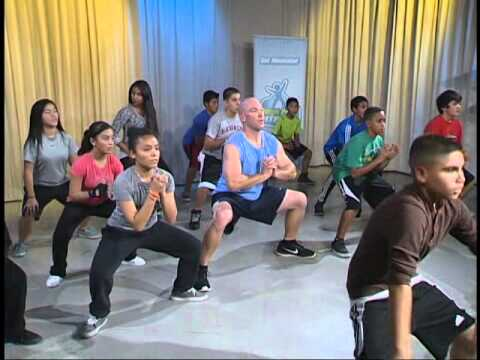 High Five Fitness - The Youth Booth Camp