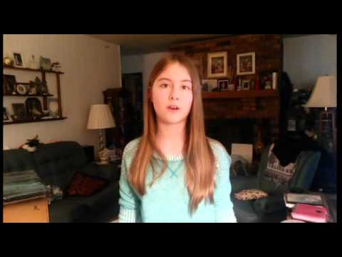 Leah C. Wright vocal audition gather to the light