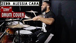 "Zedd, Alessia Cara - ""Stay"" Drum Cover"