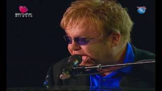Elton John - Crocodile Rock  @ Rock in Rio - Lisbon 22/5/2010