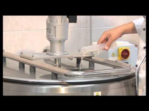 Pasteurizadora / mini quesera .mpg