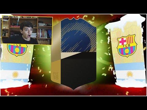 VIERA 91 COMPLETATO! PRIMO IN ITALIA!+ PACK OPENING IF GARANTITI PER MESSI 95! - FIFA 18 LIVE